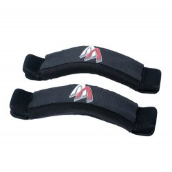 Footstraps Ascan kit x2