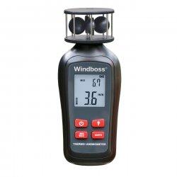 Windboss 2 Thermo-Anemometer - 1