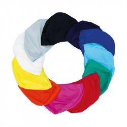 Плувна шапка от ликра Golfinho тъмносиня - 1