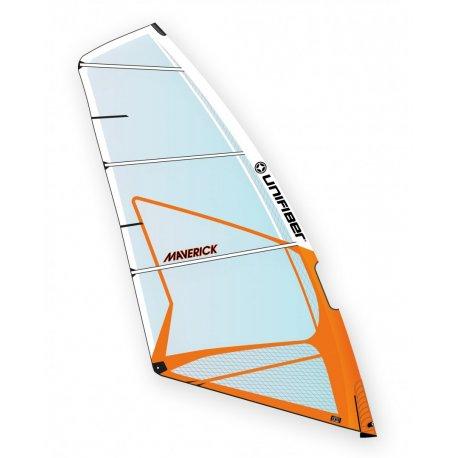 Windsurf sail Unifiber Maverick 6.5m2 - 1