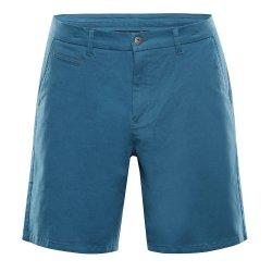 Мъжки къси панталони Alpine Pro Belt сини