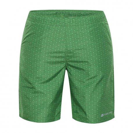 Men's shorts Alpine Pro Kael green - 1