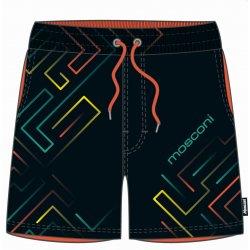 Men's shorts Mosconi Ancon Labyrinth - 1