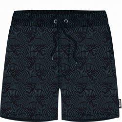 Мъжки бански Mosconi Ancon Black Waves - 1