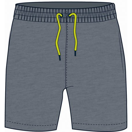 Men's shorts Mosconi Zahara Gray - 1