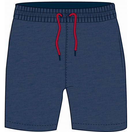 Men's shorts Mosconi Zahara Blue - 1