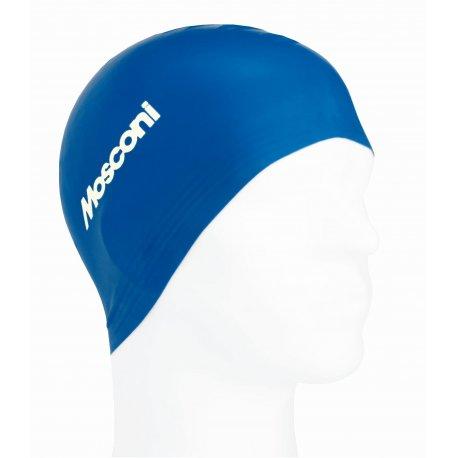 Swimming cap Mosconi Látex Blue - 1