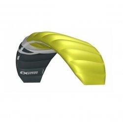 Тренировъчен кайт CrossKites Boarder 2.1 Fluor Yellow R2F - 1
