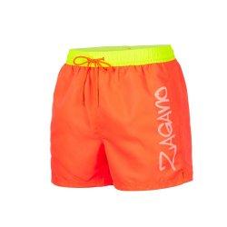 Men's shorts Zagano 5116 Orange