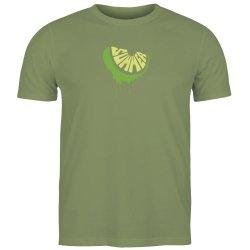 Мъжка тениска Mosconi Lime Oliva