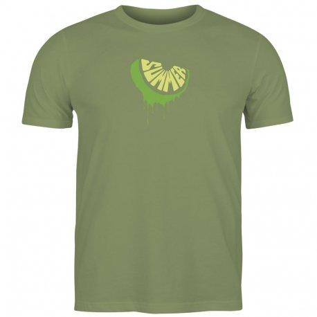 Мъжка тениска Mosconi Lime Oliva - 1