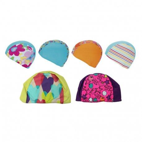 Swimming cap Fashy Lycra Fabric - 1