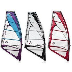 Windsurf sail Loft Sails Purelip 4.2m2 - 1