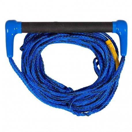 Въже за теглене на уейкборд и водни ски Jobe синьо - 1