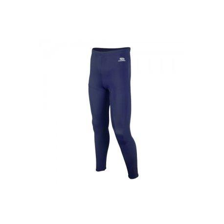 Aropec lycra Long Pants Simple Navy - 1