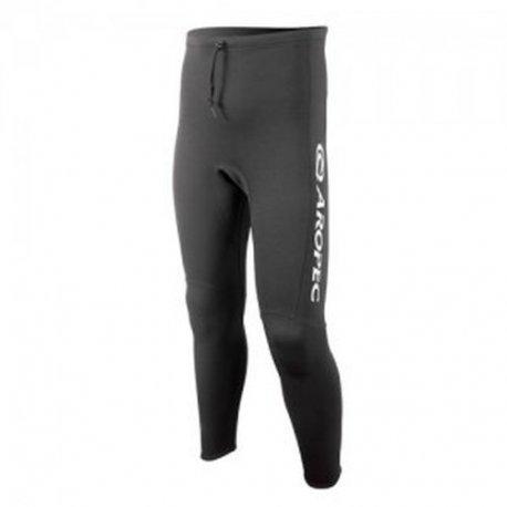 Неопренов панталон Aropec Ebony 3mm trousers - 1