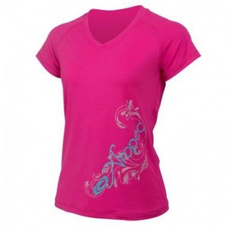 Дамска тениска бързосъхнеща с UV защита Aropec Coolstar PK - 1