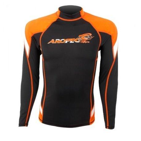 Rashguard Aropec Heroic Orange - 1