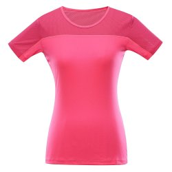 Women's T-shirt Alpine Pro Leona Pink