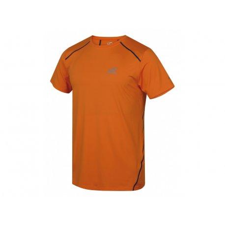 Мъжка тениска бързосъхнеща Hannah Pacaba Flame - 1