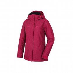 Women's jacket Hannah Giamba Berry mel