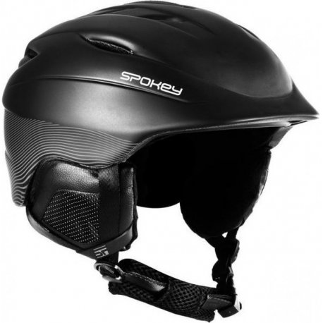 Helmet Spokey Columbia Black - 1