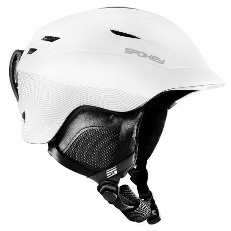 Helmet Spokey Columbia White - 1