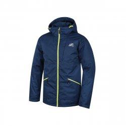 Men's jacket Hannah Starter Dark denim mel - 1