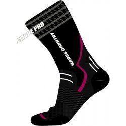 Socks Alpine Pro Silver Uni