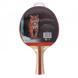 Table tennis bat Spokey Funbat - 1