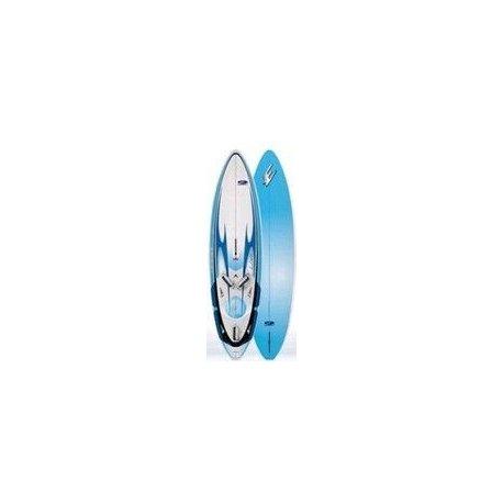 Употребявано оборудване - Уиндсърф дъска Exocet U-Surf 76L