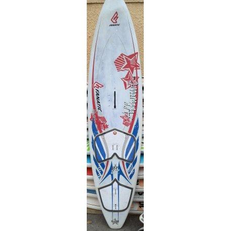 Windsurf board Fanatic All Wave Carbon 82L - 1