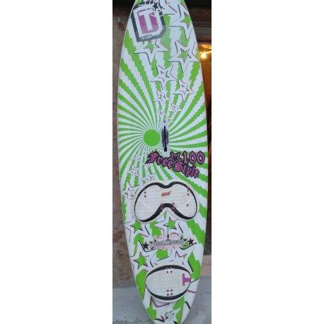 Windsurf board Tabou Twister Freestyle 100L - 1
