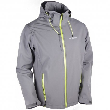 Men's softshell jacket Monte Pelf - 1