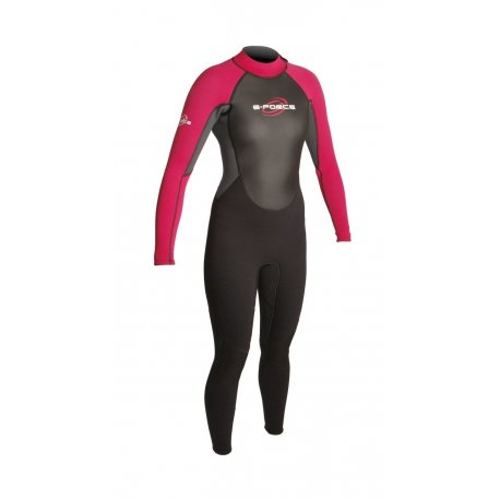 Wetsuit women GUL 3mm G-Force - 1