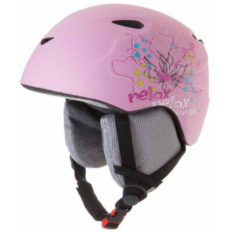 Каска за ски и сноуборд детско-юношеска Relax Twister RH18B/XS - 1