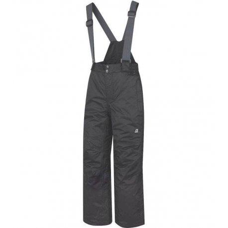 Детски панталон за ски и сноуборд Alpine Pro Surie сив - 1