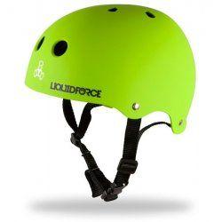 Helmet Liquid Force ICON Kiwi youth