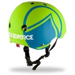 Каска за водни спортове Liquid Force Icon Kiwi детска