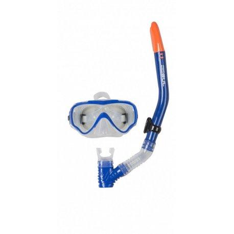 Комплект маска и шнорхел детски GUL Tarpon - 1