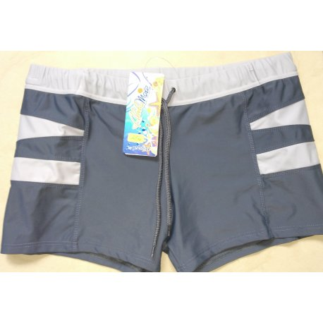Swimming suit Prestige 00116 grey - 1
