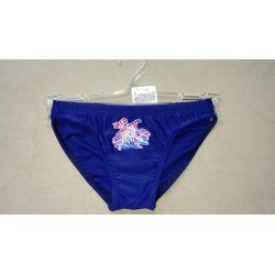 Swimming suit Prestige 0095 blue - 1