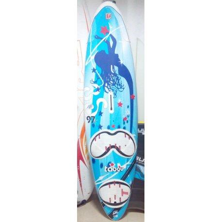 Windsurf board Tabou 3S 97L - 1