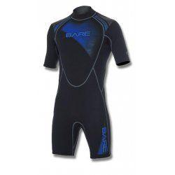 Wetsuit men's Bare Sport Short