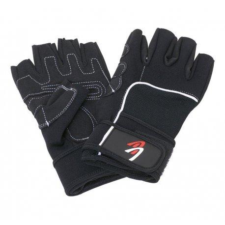 Неопренови ръкавици с къс пръст Ascan Maui Kurz - 1