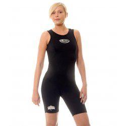 Wetsuits - Neoprene thermal underwear metalite monoshort women's