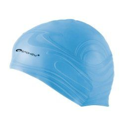 Swimming cap Spokey 87467 light blue