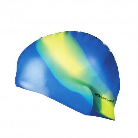 Swimming cap Spokey Abstract 83949 - 1