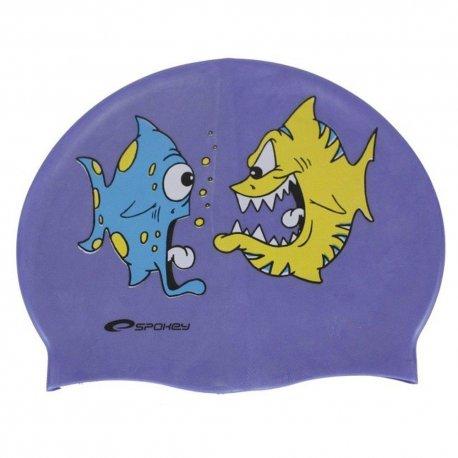 Плувна шапка детска Spokey 85354 - 1