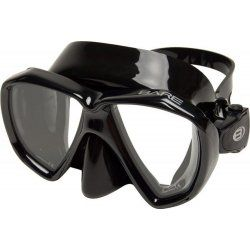Diving mask Bare Duo B Black - 1